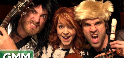 Good Mythical Morning with Lindsey Stirling