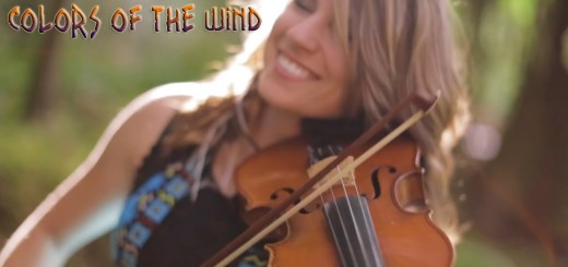 Taylor Davis - Colors of the Wind