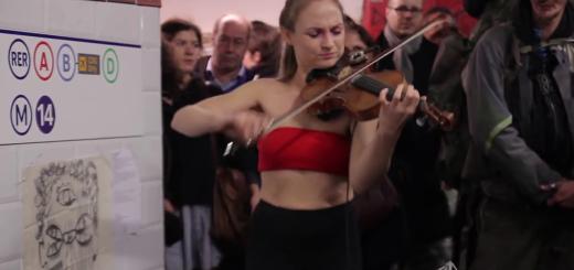 Olga Show - Prelude